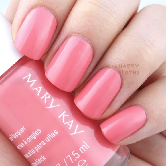 Mary Kay Makeup Pink Nail Polish | Poshmark